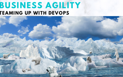 BUSINESS AGILITY-Teaming up with DevOps